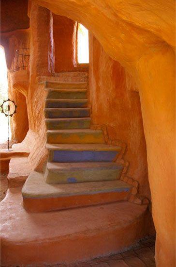 Casa Terracota - Interior #Arquitectura #Sustentable