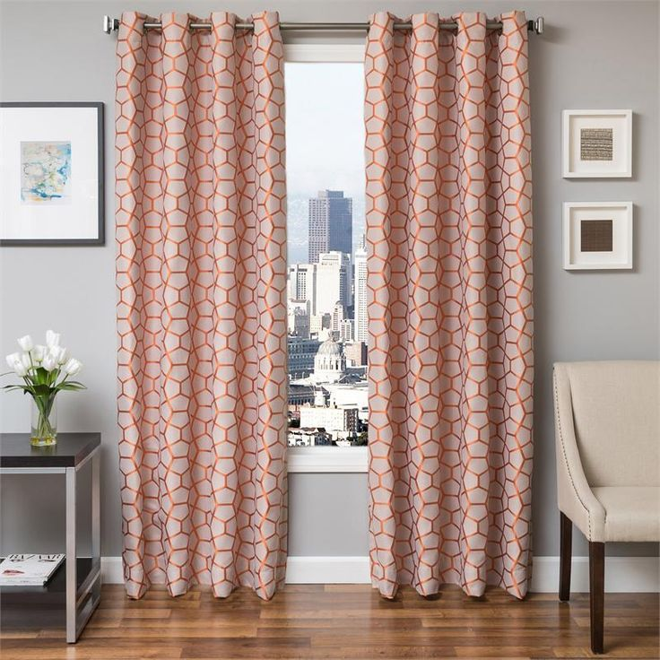 Dante Curtain Drapery Panels