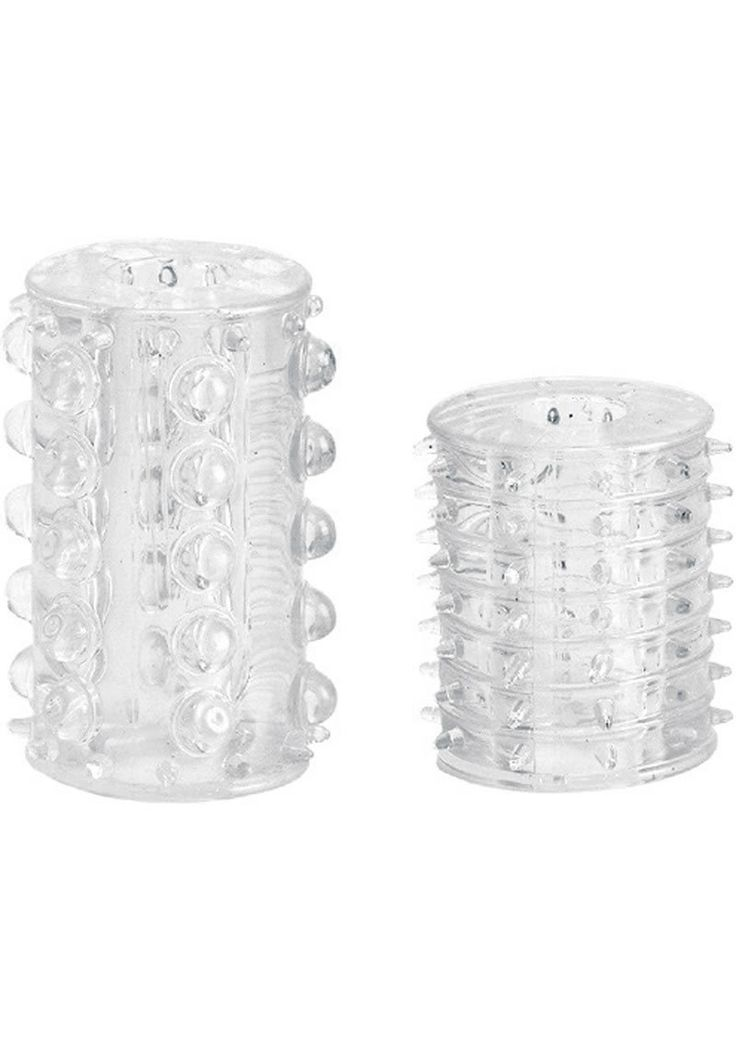 Buy Girth Rings Clear Or Smoke online cheap. SALE! $13.49