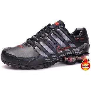 Nike Shox R4 Black Red