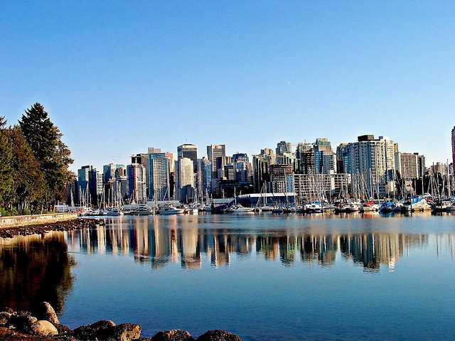 Vancouver - 1 of top 10 Beach Cities in the World #vancouver #jefffitzpatrickrealtor