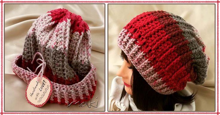 653 besten Crochet Hats Bilder auf Pinterest | Häkelmützen, Projekte ...