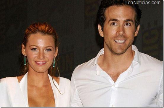 Los detalles que quieres saber de la boda de Blake Lively y Ryan Reynolds - http://www.leanoticias.com/2012/12/22/los-detalles-que-quieres-saber-de-la-boda-de-blake-lively-y-ryan-reynolds/