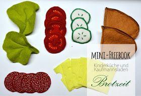 LiebEling: Kinderküche & Spielsachen Freebooks