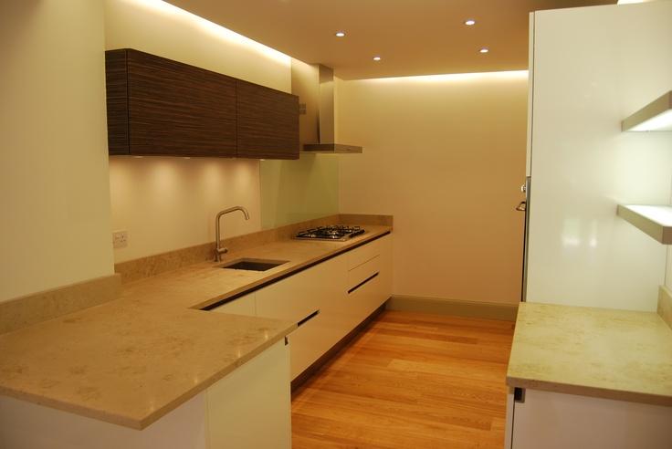Limestone Worktop