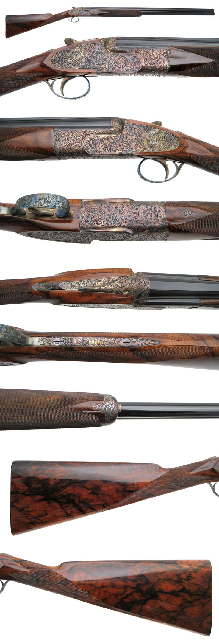 Absolutely stunning!!! And for the low, low price of $265,000!!!  --Griffin & Howe - Gun Details Page