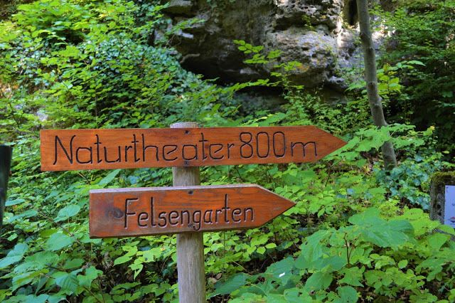 Felsengarten Sanspareil & Schloss Fantasie (Bayreuth area)