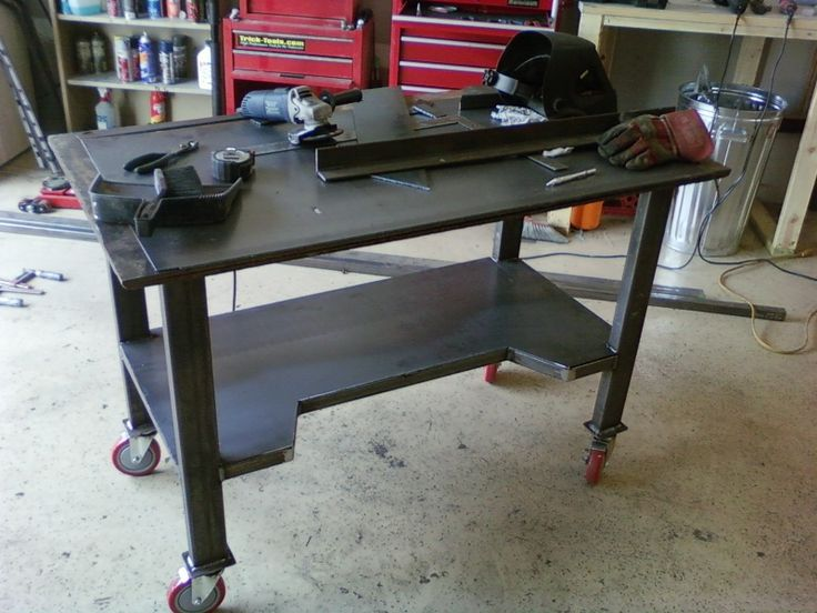 tig welding table click the image to open