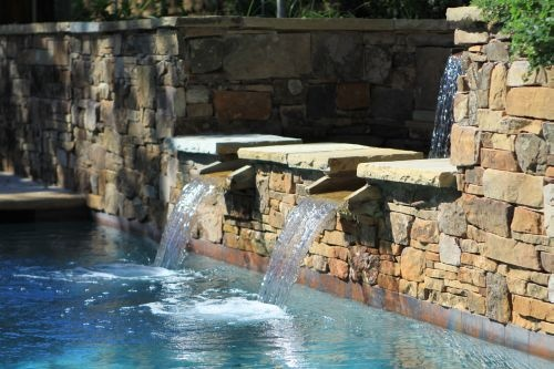 Best 25 Pool Fountain Ideas On Pinterest Pool Ideas Pool Spa And Small Pools