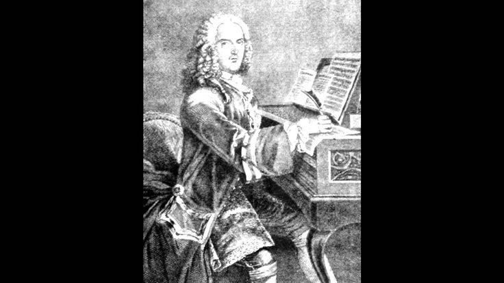 Clérambault - Suite de deuxième ton (1/2)