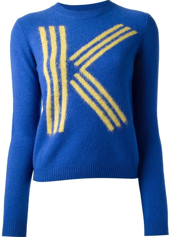 Kenzo 'Icon' jumper on shopstyle.ca