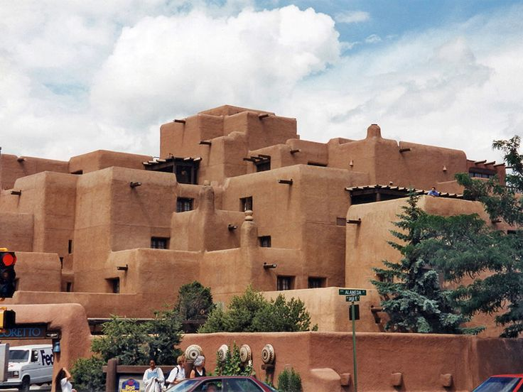 17 best images about architecture of native america on for Pueblo home builders