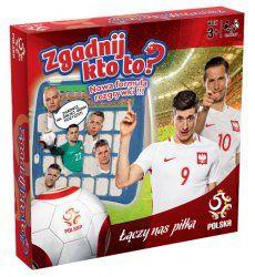 #Zgadnijktoto? #Polska #ŁączyNasPiłka popularna gra dla małych i dużych!  W tej wersji znajdziemy popularnych polskich piłkarzy, postaci jest aż 30.