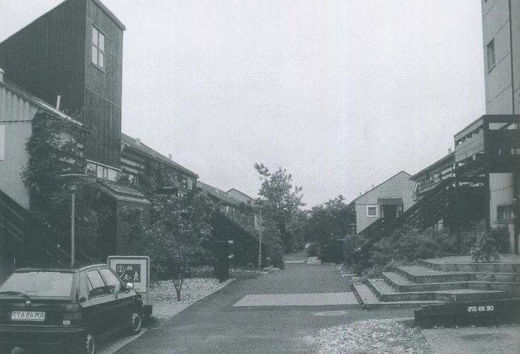 Cooperativa de viviendas Tinggarden, en Copenhague. Arquitectos: Tegnestuen Vandkunsten