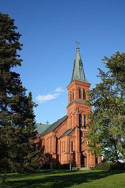 Sibbo nya kyrka är en tegelkyrka från slutet av 1800-talet belägen i Sibbo kyrkby i kommunen med samma namn. - Kyrkan byggdes år 1885 enligt ritningar av arkitekt Theodor Decker som då bodde på närbelägna Östersundom gård. Det är frågan om en tornförsedd långkyrka med tvärskepp enligt modell av medeltida europeiska katedraler. Stilen är nygotisk.