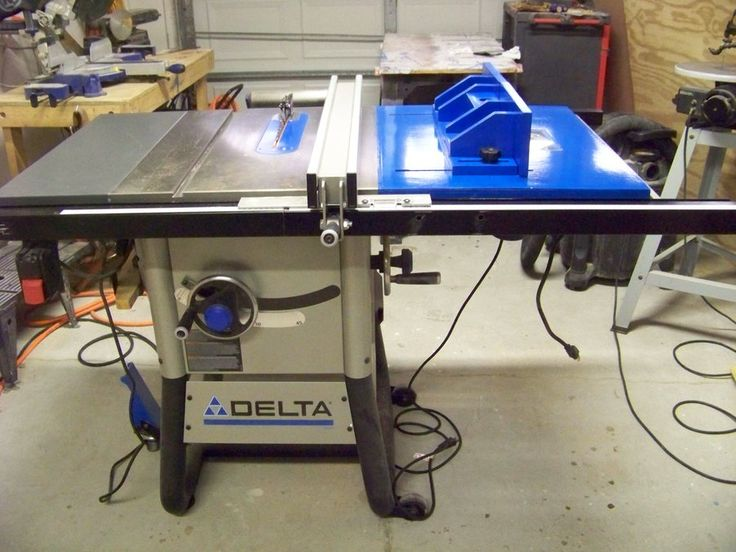 Delta 36 725 Contractor Tablesaw Follow Up Review Diy