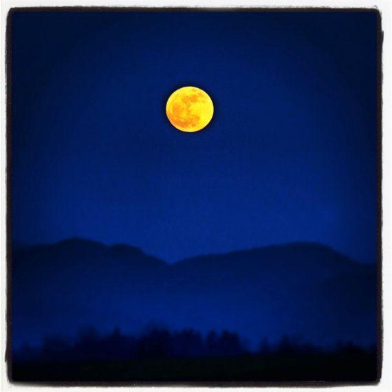 "Original Miniature Photography ""Full Moon Party"""