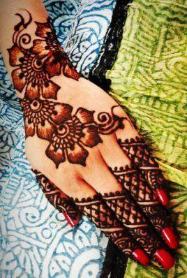 arabic mehndi designs for hands.....loved by perfectpetalsatl.com