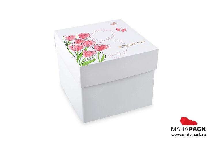 Коробка-трансформер для подарков и сувениров под заказ   Дизайнерская коробка   Mahapack.ru - изготовление индивидуальной упаковки