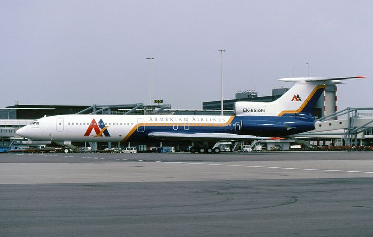 EK-85536 Tu-154B-2 Armenian Airlines
