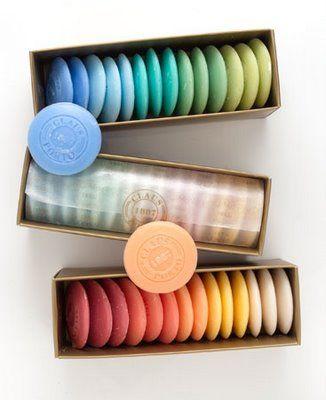 Cute Soap Packaging -