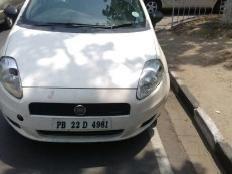 Fiat punto 2011 petrol 2011 fiat punto 2011 2014 active 1 2 for sale in kharar