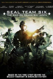 Seal Team Six: The Raid on Osama Bin Laden. Amazing. God Bless these men and go USA intel community!
