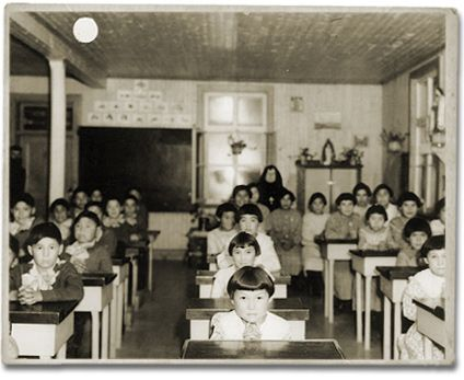 Where are the children? Healing the legacy of residential schools.   Amazing multimedia resources for a secondary classroom