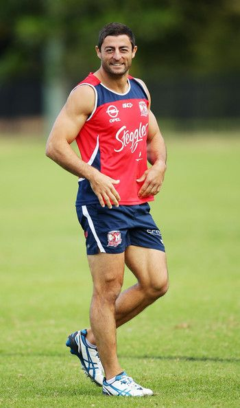 Sydney Roosters Training Session http://footyboys.com