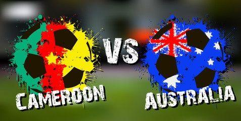 Cameroon vs Australia today live streaming football match preview, prediction, scoreboard, telecast, tv channel, fox sports 1, telemundo, team squad, soccer