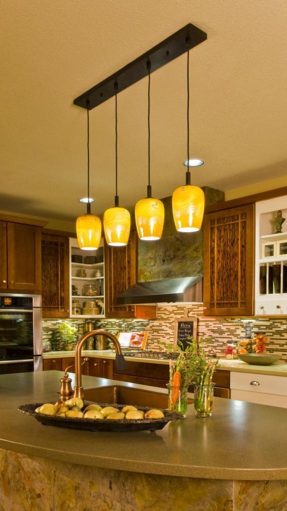 suspended kitchen lights home ideas pinterest
