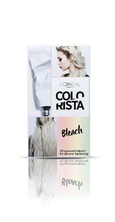 Discover Colorista, the range of permanent & semi-permanent hair dye & temporary hair colour sprays by L'Oréal Paris – available in pastel & bright shades.