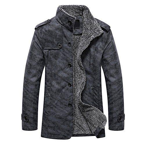 Highdas New Herren Stehkragen Verdickung Mantel Wolle wasserdichte Leder Jacken Herren Winter Warme PU Leder Jacke Dunkelgrau 3XL Highdas http://www.amazon.de/dp/B016A3MIOQ/ref=cm_sw_r_pi_dp_QclEwb0VH55A3