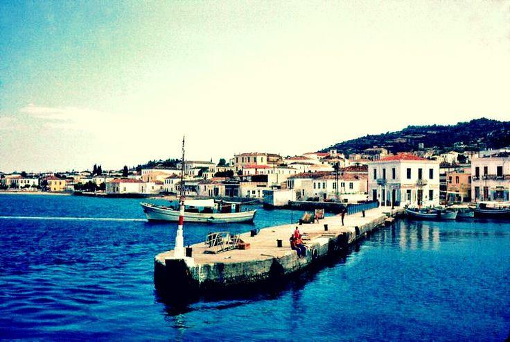 Spetses is an island and a municipality in the Islands regional unit, Attica, Greece. It is sometimes included as one of the Saronic Islands. Until 1948, it was part of the old prefecture of Argolidocorinthia, which is now split into Argolis and Corinthia. In ancient times, it was known as Pityoussa, and later as Petses. The town of Spetses is the only large settlement on the island.