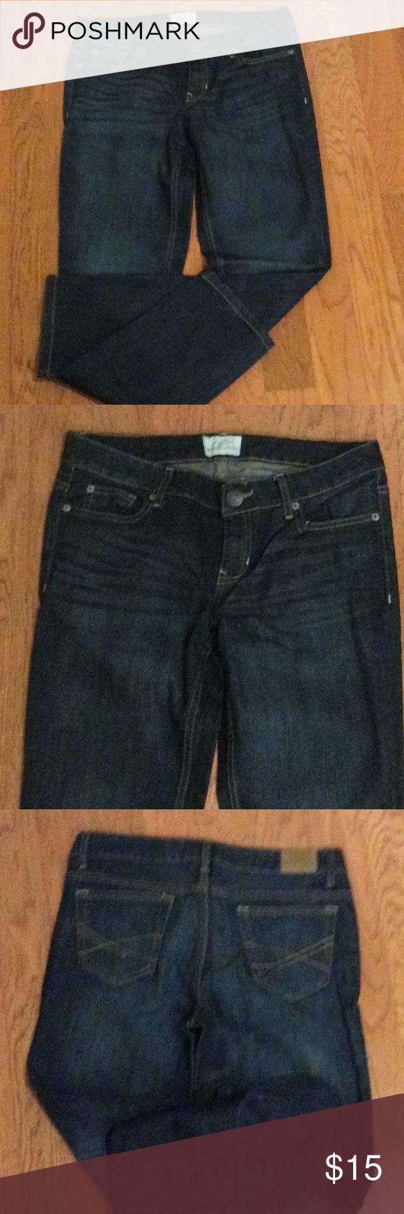 Aeropostale skinny jeans Aeropostale skinny jeans in size 7/8 short Jeans Skinny