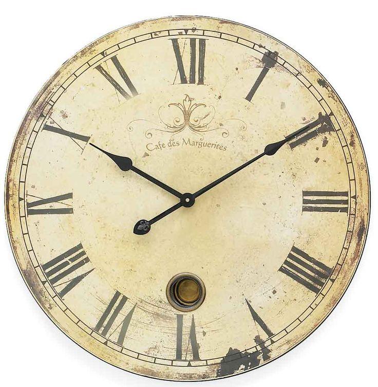 best 20 cream wall clocks ideas on pinterest vintage