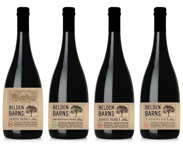 Best Wine Label Designs Images On   Wine Labels