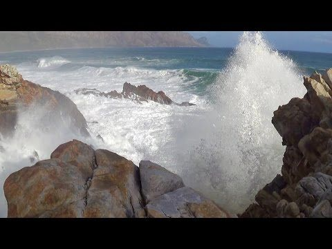 Zen Ocean Waves - Ocean Sounds Only (NO MUSIC) Aquatic Dream Therapy - YouTube