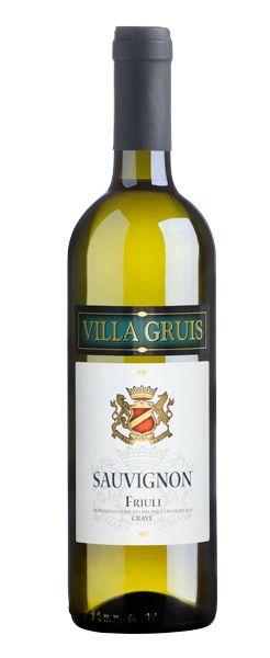 La Delizia - Villa Gruis SAUVIGNON Friuli.
