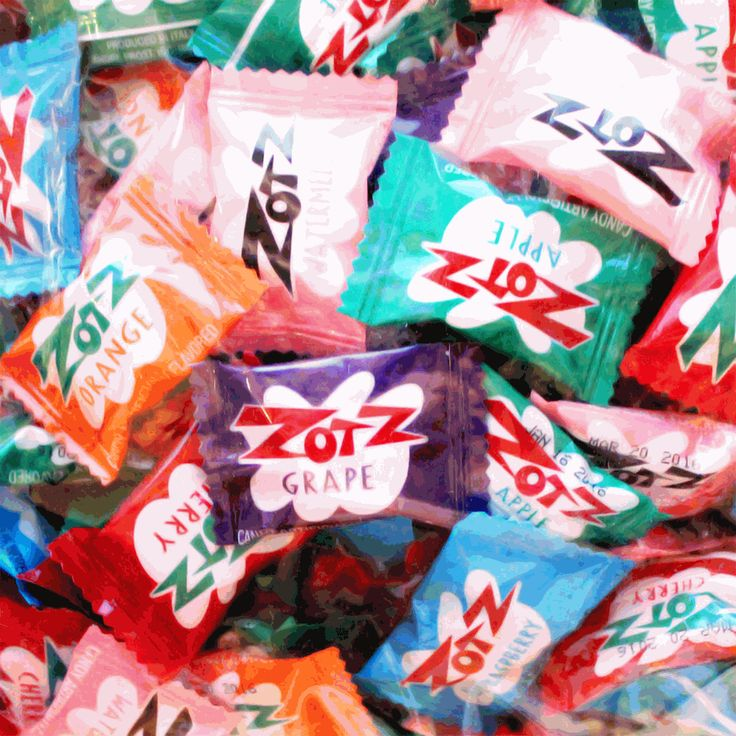Zotz Candy - - Assorted Zotz 5LB