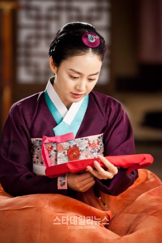 Jang Ok-jung, Living by Love (Hangul: 장옥정, 사랑에 살다; RR: Jang Ok-jeong, Sarang-e salda) is a 2013 South Korean historical television series, starring Kim Tae-hee, Yoo Ah-in, Hong Soo-hyunand Jae Hee. It is about Jang Ok-jung, the real name of Jang Hui-bin, a royal concubine during the Joseon Dynasty who became infamous for her hunger for power and ruthless plotting before she was sentenced to death. Based on the 2008chick lit novel by Choi Jung-mi, it is a reinterpretation of Jang Hui-bin's…