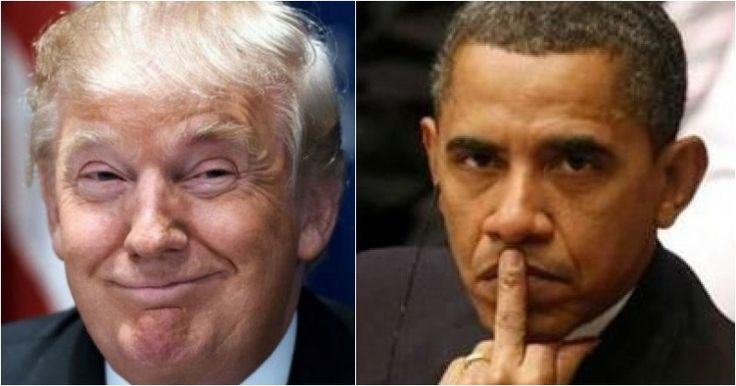 Barack Obama is busted big time. Shocking revelations are coming out about the Obama administration's ties to Russia in 2016. All along, it has been Obama and his minions who have been in cahoots with the Russians, not President Donald Trump. Now, a tangled web of illegal secret deals have been discovered, and Trump's got Obama cornered. You're going to love this.