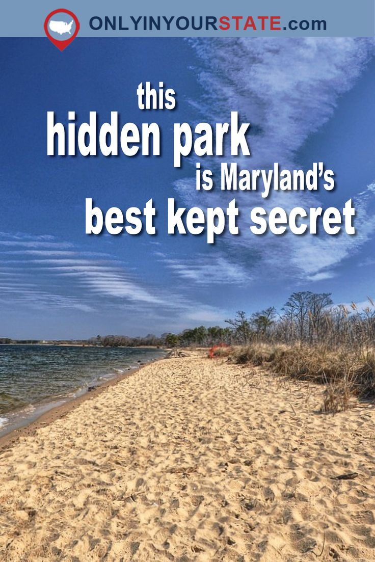 Travel | Maryland | Beach | Hidden | Local Finds | Terrapin Beach | Attractions