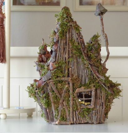 78 Best Images About Fairy Gardens Diy Projects On