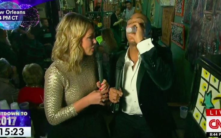 CNN's Don Lemon did tequila shots bared his soul on live TV for New Year's Eve | The Kansas City Star via No Political Correctness http://ift.tt/eA8V8J  pics.mcclatchyinteractive.com - Lots of people do silly things on New Years Eve especially when they drink. Few people do those things on live TV in front of millions. CNNs  http://ift.tt/2i1HB3X nopoliticalcorrectness.com