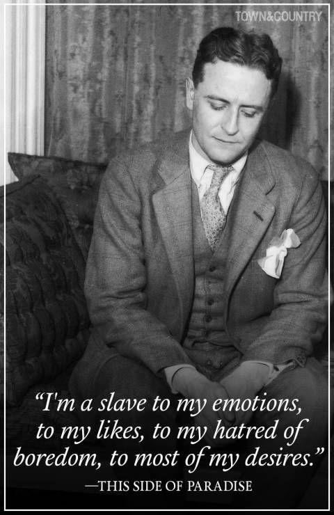 15 Best F. Scott Fitzgerald Quotes