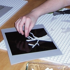 Designing fused glass.: Fused Glass, Glass