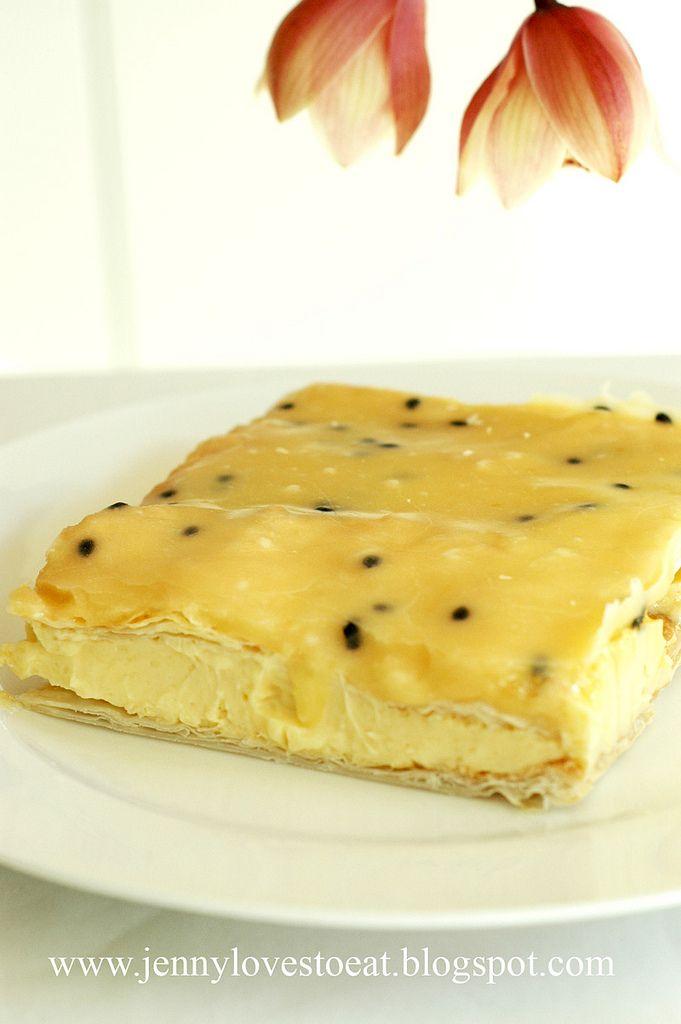 Vanilla Slice ~ the prelude