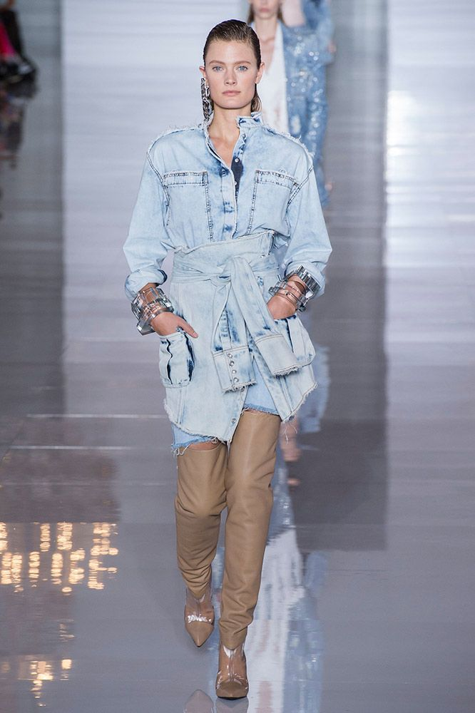 5ad4753a5f Balmain Spring 2019 Runway | This is called the show 2019...Spring ...