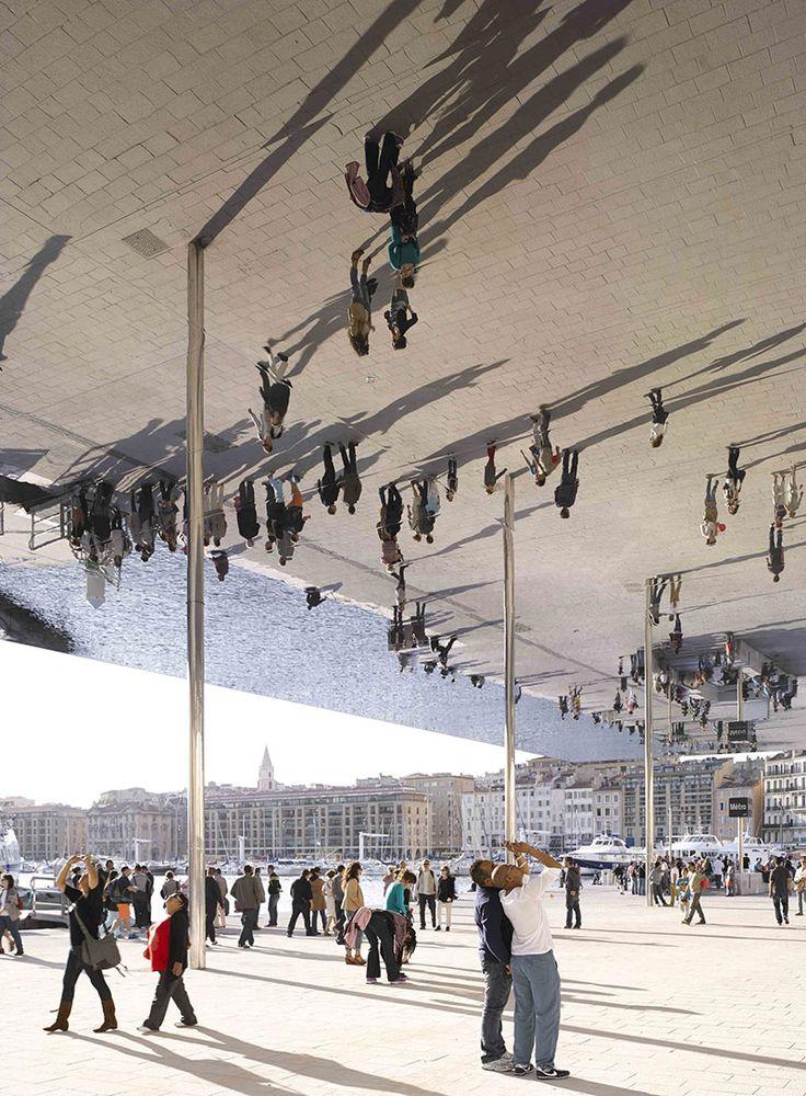 arte e architettura specchio